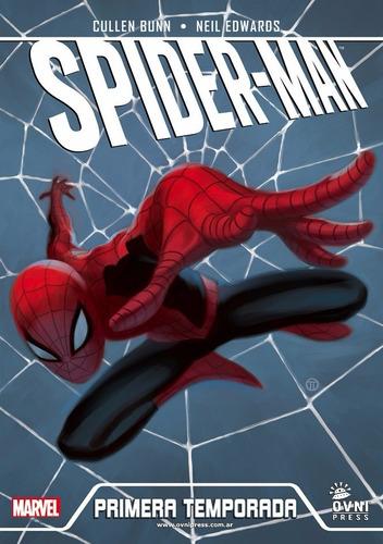 spiderman primera temporada tpb random comics