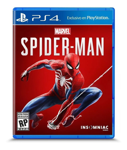 spiderman ps4 físico sellado envío gratis mercadolider