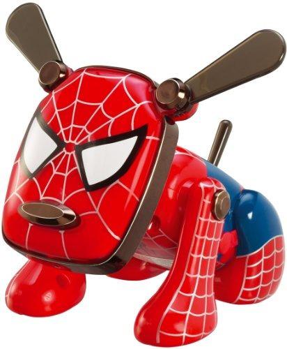 spiderman 'spi dog' black, red assorted gadget (enviará