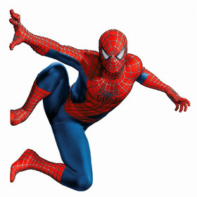 Spiderman Stickers Adhesivos Gigantes