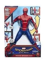 spiderman traje avanzado 40 frases y sonidos interactivo