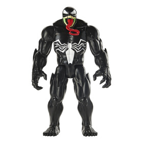 Spiderman Venom Deluxe Titan Hero