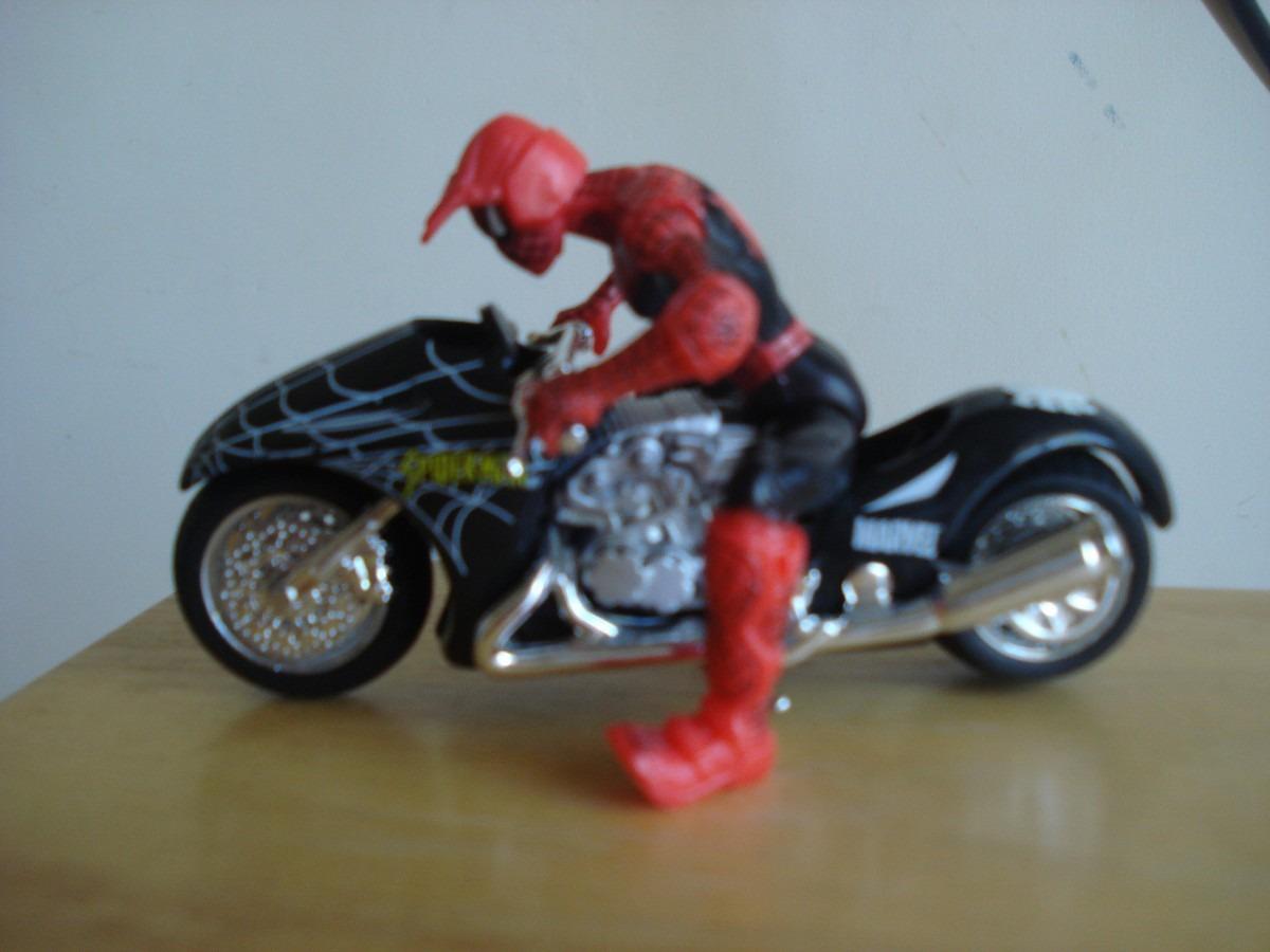 Spiderman y moto maisto en mercado libre - Spider man moto ...