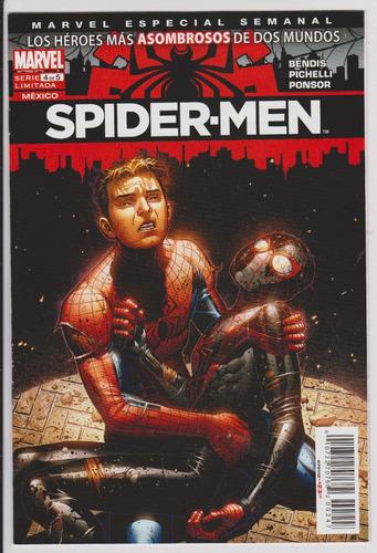 spidermen # 4 - editorial televisa