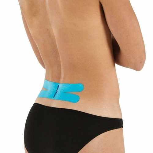 spidertech en x lesion tape cinta kinesiologia pack x 6