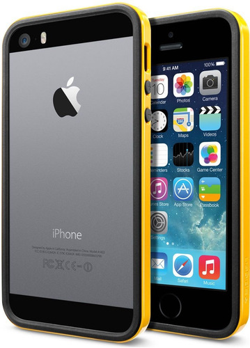 spigen sgp neo hybrid ex slim vivid para iphone 5/5s
