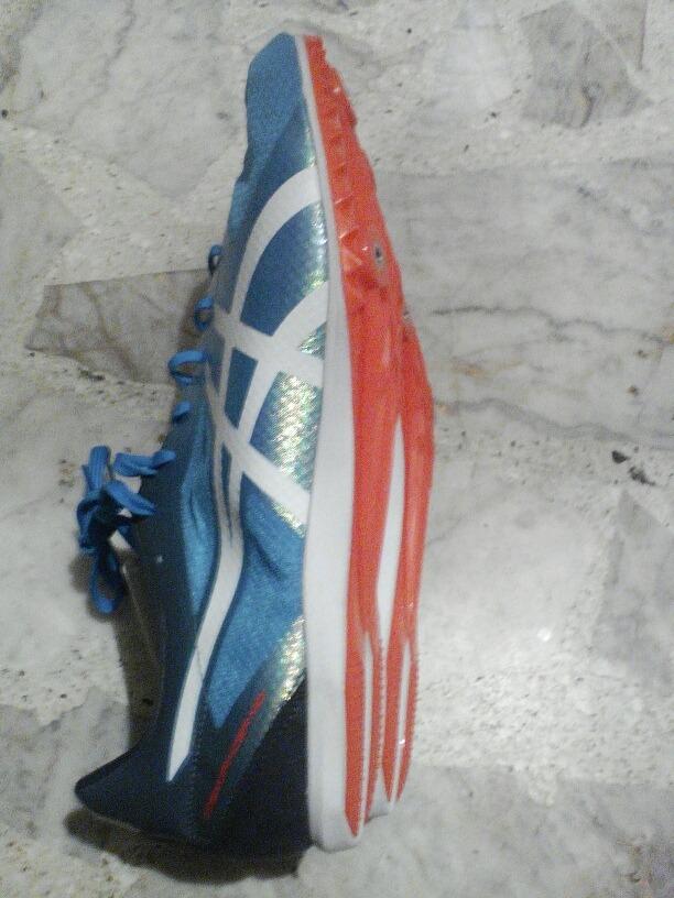 Spikes Asics Atletismo 29mex -   590.00 en Mercado Libre ceec239496ff3