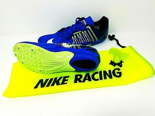 spikes atletismo nike zoom celar 5 racing velocidad pista