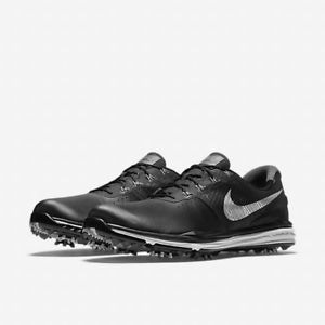 big sale bd12b 6d2c6 spikes golf zapato de golf nike lunarlon control 3 28cm