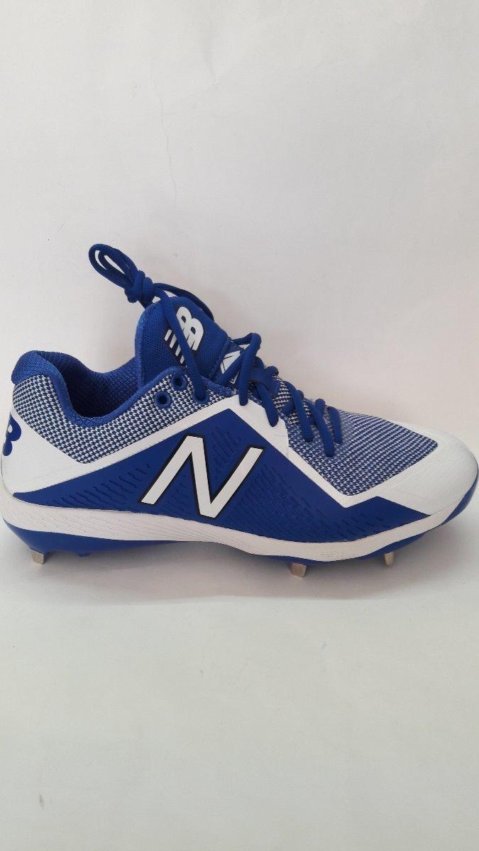new balance azules y blancas