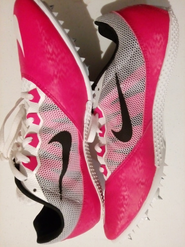 spikes nike atletismo racing