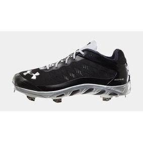 1acf0e6ee9775 Spikes Under Armour Adds Spine Beisbol Negro gris