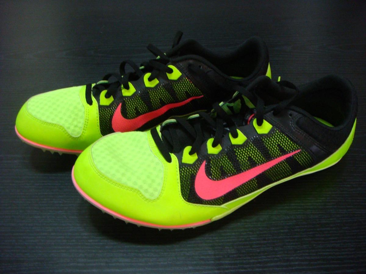 zapatos de clavos atletismo nike