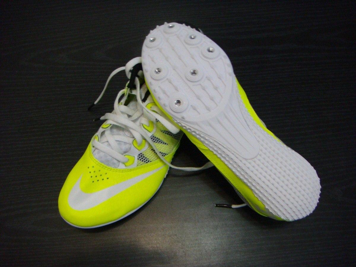 zapatillas clavos atletismo nike mujer