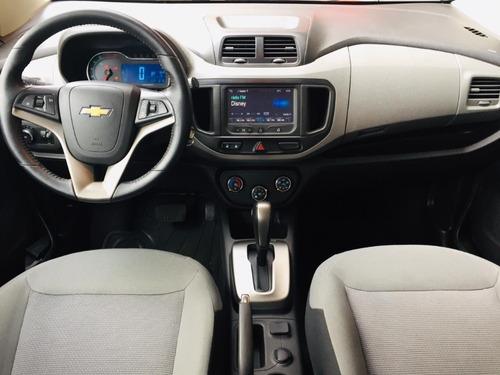 spin  2017  1.8 ltz 7l aut. 5p