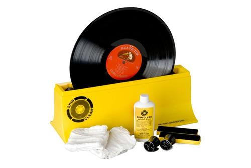 spin clean record washer mk2 limpia vinilos - nuevo en stock