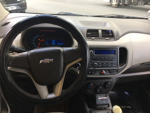 spin lt 2013 gnc 5ta generación taxi con licencia