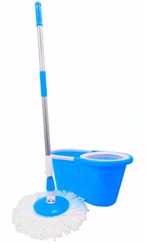 spin magic mop trapeador exprimidor gira automatico