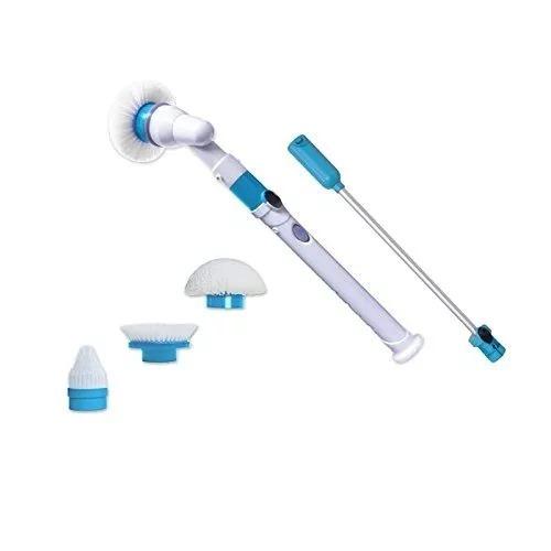 spin scrubber receptora de energía recargable inalámbrico