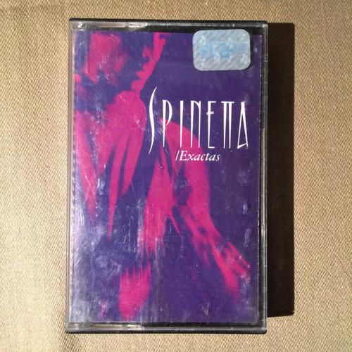 spinetta exactas cassette