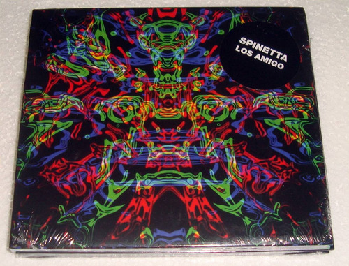 spinetta los amigo cd sellado  / kktus
