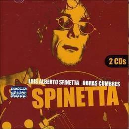 spinetta luis alberto obras cumbres cd x 2 nuevo