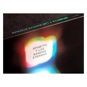 Spinetta Y Las Bandas Eternas Box 3 Cd Librito Fotos Kktus
