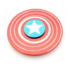 Spinner Capitan America X 4