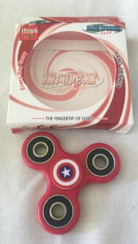 spinner fidget capitán america
