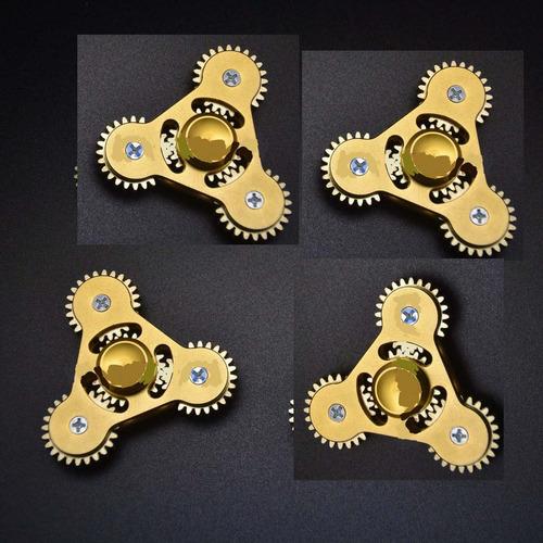 spinner findget dorado version limitada para adulto y niños