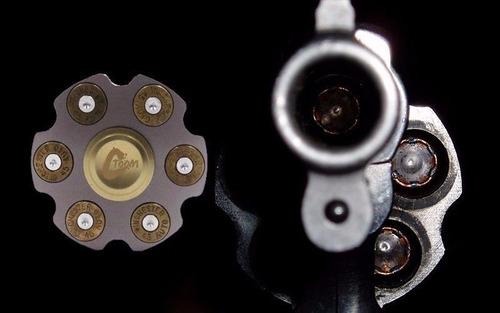 spinner findget recargador de revolver para adulto niños