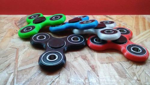 spinner- juguete antiestres, ansiedad - c/rulemanes- cubik3d