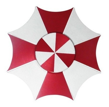 spinner legendário umbrella corporation resident evil