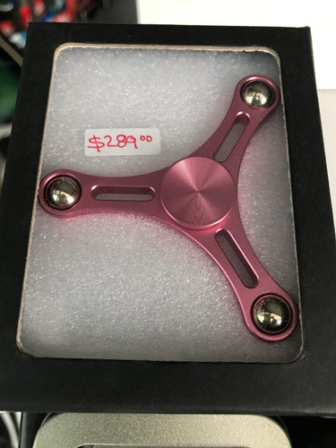 spinners de aluminio alta calidad
