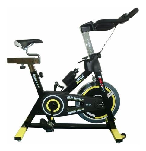 spinning bicicleta estatica profit ónix volante 18kg