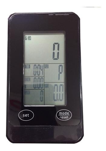 spinning bicicleta estática r1 genoa sportfitness banda 18kg
