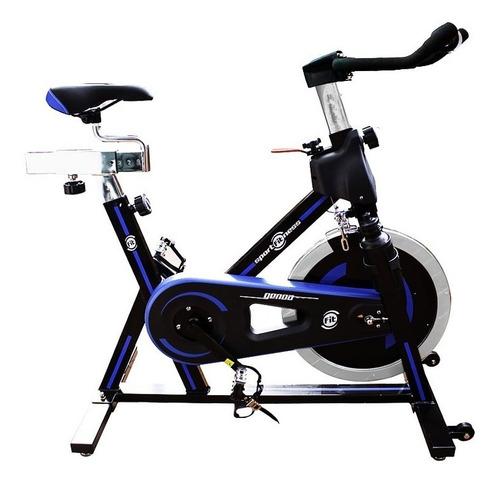 spinning bicicleta estatica sportfitness genoa volante 18kg