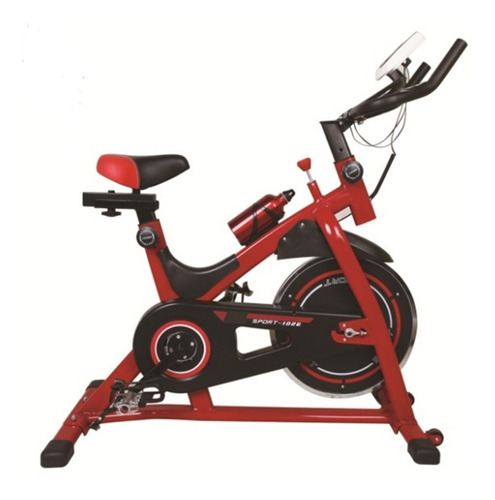 spinning ms bike 9 kg flywhell - 30 kg sd-1028 consola