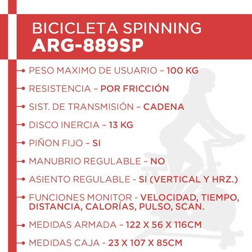 spinning randers bicicleta fija