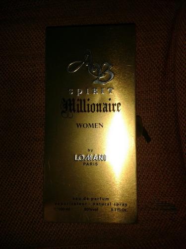 spirit millionaire women