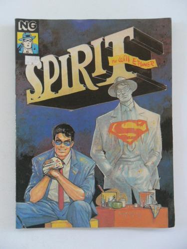 spirit! vários! editora ng 1987! r$ 25,00 cada!