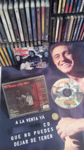 spiteri  - cd original   - un tesoro musical