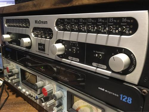 spl mix dream 2384 - summing mixer analogico