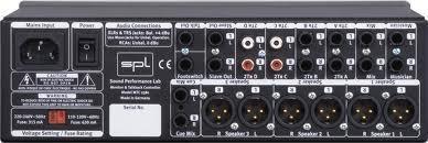 spl mtc 2381 monitor & talkback controler