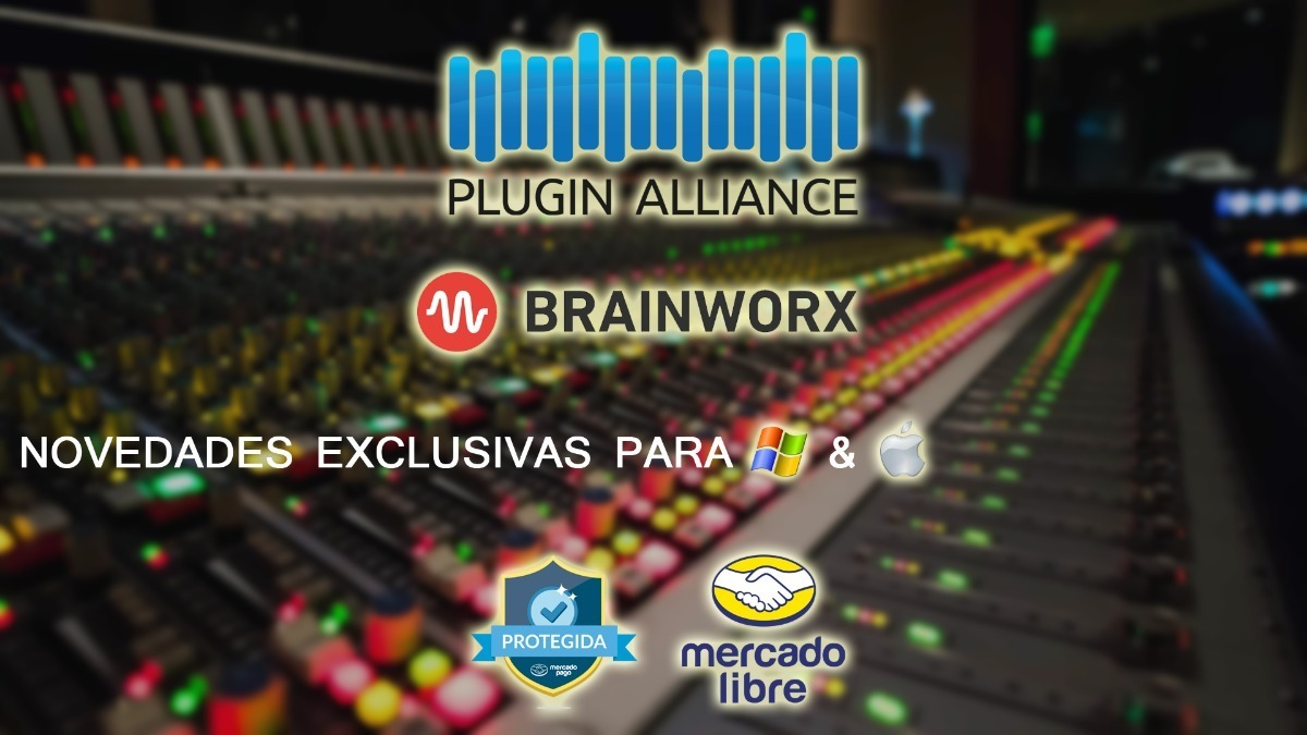 Spl Plugins Bundle Plugin Alliance Novedad
