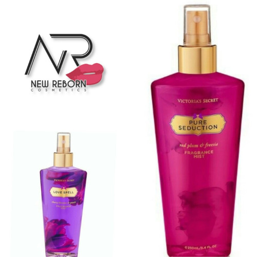 splahs victoria's secret de 250 ml variedad de fragancias.