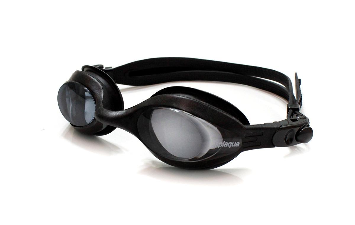 2d2afa2ae69 splaqua prescription swim goggles black strap tinted lens. Cargando zoom.