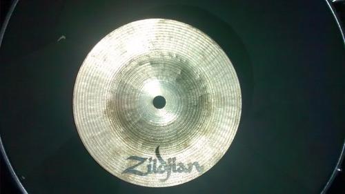 splash a- zildjian avedis 6' rajado escucho ofertas!!!