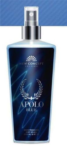 splash apolo blue 250 ml men