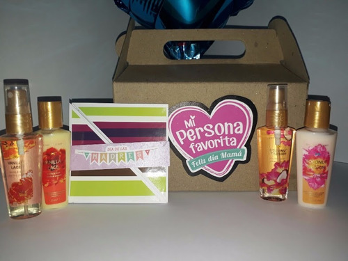 splash cremas victoria secret's combos para regalos